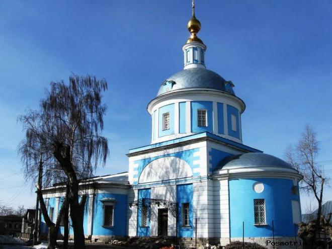 Покровский храм г. Коломна